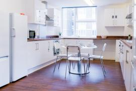 Example shared kitchen in our Student accommodation